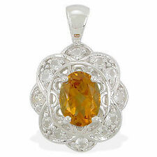 Citrine Routinely Enhanced Fine Jewellery