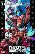 Ultimates American Comics Novels
