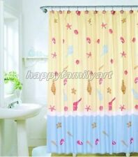 Fabric Novelty Modern Shower Curtains