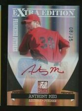 ANTHONY MEO 2011 Elite Extra Edition #151 Franchise Futures RC Auto Red Ink 8/25