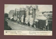 Devon ILFRACOMBE Runnacleave Hotel Advert pre1919 PPC