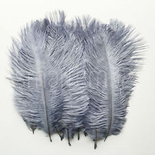 5''-8'' Long Ostrich Feathers Wedding Decoration Costume Party Craft Cake Hat