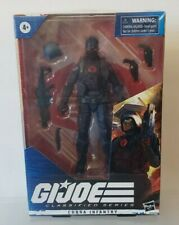 "Hasbro GI Joe Classified Series Cobra Infantry Trooper 6"" Action Figure MINT"