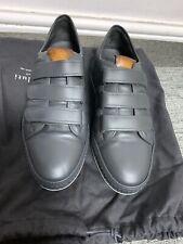 Berluti Mens Leather Sneaker Size 9