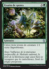 MRM FRENCH 4x Spore Swarm - Essaim de spores MTG magic DOM