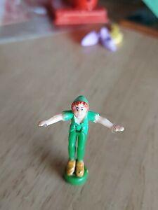 Vintage Disney Polly Pocket Magic Kingdom Peter Pan Figure