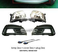 OEM Genuine Front Fog Light Lamp Cover Connectors For KIA 2009 2010 Optima Lotze