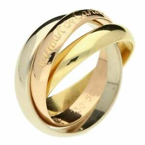 18ct Cartier Trinity Ring- Various Sizes Available