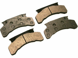 For 1984-1999 Ford F800 Brake Pad Set Front 57651GG 1985 1986 1987 1988 1989