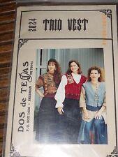 """NIP! """"Trio Vest"""" Sewing Pattern (#2024) - Dos de Tejas"""