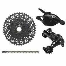 SRAM GX 1x11 Speed Drivetrain Groupset MTB Kit 4 piece , Trigger Shifter , Black