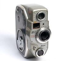 Bauer 88G * Federwerk-Kamera 8mm * Rodenstock Ronar 1,9/12.5 * cine camera