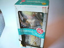 Heavenly Angel Lighted Tree Topper General Electric Japan