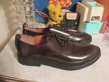 Buttero Dress Casual Oxford Shoes Men's Size EUR 45  Made In Italy VERY NICE