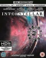 Interstellar 4K Ultra HD Nuovo 4K UHD (1000653336)