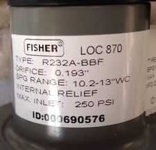 fisher propane regulator products for sale | eBay