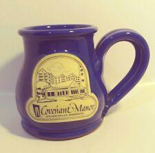Covenant Manor Golden Valley Minnesota Coffee Mug Deneen Pottery