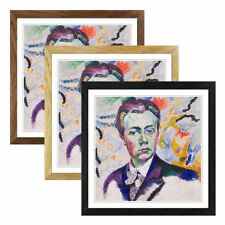 Reproduction Wood Portrait Art Prints