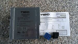 TREND SWITCHED-MODE POWER SUPPLY B 0210131 24 (24V-2.5A) NEW