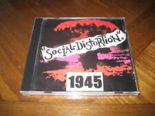Social Distortion - 1945 CD - Alternative Punk Hard Rock - rare