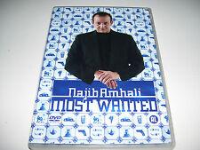 Najib Amhali - Most Wanted * DVD 2005  *