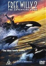 Free Willy 2 The Adventure Home Region 4 DVD VGC