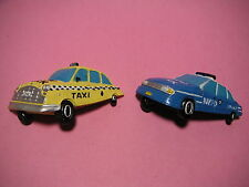 Magnet - NYC Taxi & NYPD (set of 2) #2426