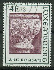 Luxemburg Briefmarken 1973 Architektur Mi. 866