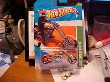 2011 Hot Wheels Treasure Hunt #14 OCC Splitback