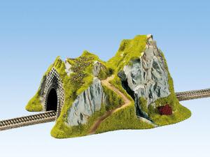 Noch 48670 Tt Gauge, Tunnel, 1-gleisig, Straight, 31x18cm# New IN Boxed#