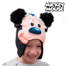 Gorro Mickey Mouse negro / Black Disney Official Bonnet Cap Hat