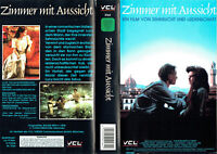 (VHS) Zimmer mit Aussicht - Maggie Smith, Helena Bonham Carter, Julian Sands