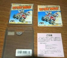 3D Hot Rally Mario Nintendo Famicom Disk System FC FDS Japan Import - US Seller!