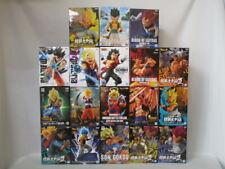 D1082 Banpresto Dragonball figure Gokou Freeza Gogeta Gohan Trunks 18 set