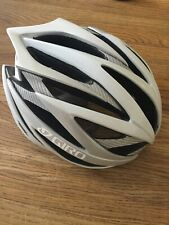 Giro Ionos Men's Large Road Cycling Helmet White And Winter Liner
