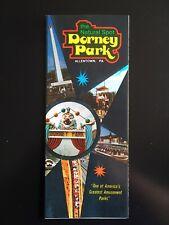 1979 Dorney Park Allentown, PA Amusement Park Brochure