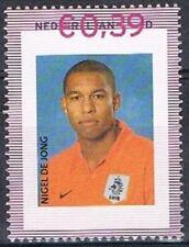 Persoonlijke zegel WK voetbal 2006 postfris - Nigel de Jong