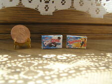 Dollhouse Miniature Ding Dongs and Twinkies