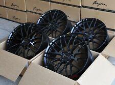 Breyton Spirit R matt black 4 Felgen 8,5 + 9,5 x 19 Zoll BMW M3 F80 + M4 F82 F83