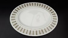 """Wedgwood Susie Cooper PERSIA  OVAL PLATTER, large 15.25"""""""
