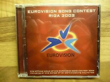 EUROVISION SONG CONTEST RIGA 2003 - VARIOUS (26 TRACKS)