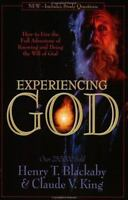 EXPERIENCING GOD by Henry Blackaby, Claude V. King FREE SHIPPING paperback book