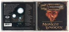 Cd Midnight Syndicate D&D DUNGEONS & DRAGONS OST Soundtrack 2003 RPG