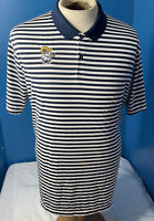 Nike Dri Fit Golf Mens Polo Shirt Embroidered Ram Short Sleeve Size XL