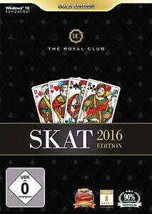 The Royal Club - Skat 2016 | PC | Neu New