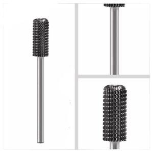 Tungsten Carbide Nail Drill Bit Removal Gel Accessories Electric Pedicure