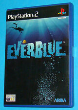 Everblue - Sony Playstation 2 PS2 - PAL