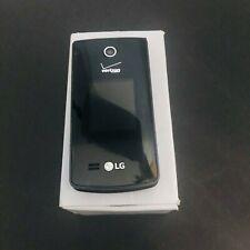 LG Terra LG-VN210 Black Verizon Wireless Color Screen Flip Cell Phone CLEAN