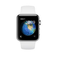 Apple Smartwatches aus Edelstahl mit GPS