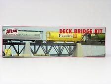 "Atlas Ho U/A ""Deck Bridge"" Model Kit #83"